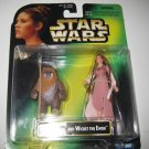 2 Star Wars Princess Leia Collection Wicket/Han FREESHi
