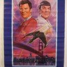 STAR TREK IV (4),DVD MOVIE POSTER,1986