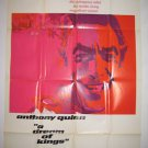 A Dream Of Kings Sheet Movie Poster FreeShip 1969