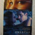 Swim Fan, Jesse bradford, GENUINE Movie Poster,1SH
