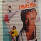 CAMPUS MAN,DVD MOVIE POSTER,1987