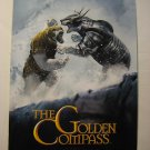 The Golden Compass, Authentic Movie Poster, D/S, 27x40