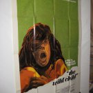 The Wild Child Movie Poster One Sheet 1sh 1970 French