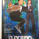 The Tuxedo,TEASER MOVIE THEATER POSTER,Jackie Chan