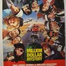 MILLION DOLLAR MYSTERY,DVD MOVIE POSTER,1987