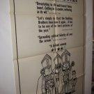 Heavens Above One Sheet Movie Poster FreeShip 1963