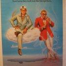 OH GOD YOU DEVIL, DVD MOVIE POSTER,1984 GEORGE BURNS