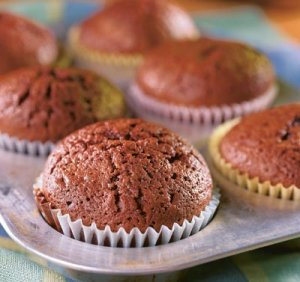 The Ultimate Chocolate Brownie Muffin!
