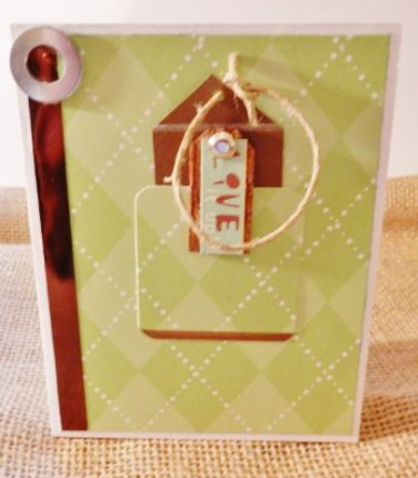 All Occasion Card - Live It Up Themed