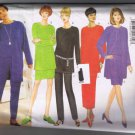 Butterick 4785 Misses Jacket Top Tunic Skirt Pants - Sizes L, XL (16 - 22) UNCUT