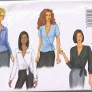 Butterick 6768 Misses Top - Sizes 12, 14, 16 - UNCUT Factory Folded