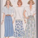 Butterick 4756 Misses Skirt Sewing Pattern Size 14-18 Fast and Easy - UNCUT / Factory Folded