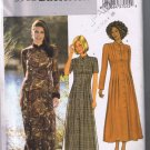 Butterick 3962 Misses' / Misses' Petite Dress - Sizes 8, 10, 12 - UNCUT/Factory Folded