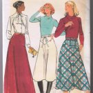 Butterick 5620 Misses Skirt Size 28 UNCUT Factory Folded