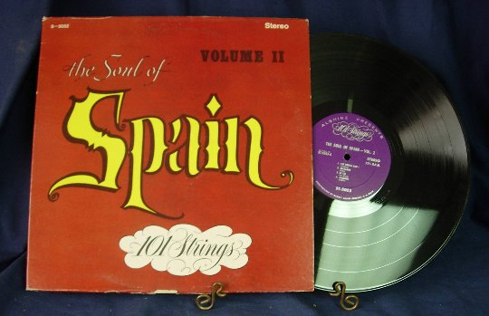 101 Strings The Soul of Spain Vol. II - Alshire S-5052