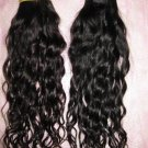 "Virgin Peruvian  Remy Hair 2 PACKS 18"" 200 GRAMS"