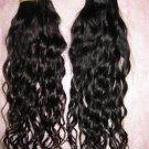 "Virgin Peruvian  Remy Hair 2 PACKS 26"" 200 GRAMS"