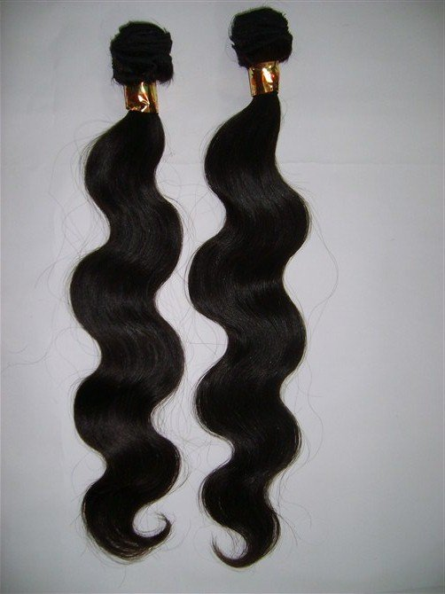 "Virgin Brazilian hair body wave 2 PACKS 12"" 200 GRAMS 12 Inches"