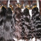 "Virgin Brazilian Remy hair 2 PACKS 24"" 200 GRAMS  BLACK deep wave 24 Inches"