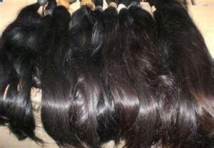 "Virgin Peruvian  Remy Hair Straight 2 PACKS 20"" 200 GRAMS"