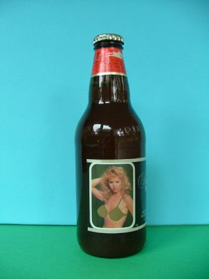 Nude Beer Bottle #13