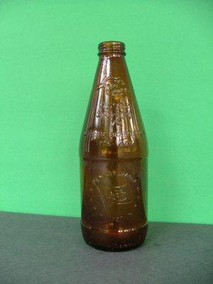 1976 Fyfe & Drum Embossed Bicentennial Beer Bottle � Pennsylvania 1787