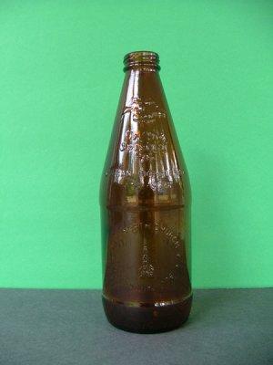1976 Fyfe & Drum Embossed Bicentennial Beer Bottle � Old North Church