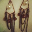 Arabic inspired earrings