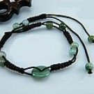 Hisui peace buckle bracelet