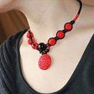 National original manual collocation LieBo quality goods QiDiao jade line necklace-good luck