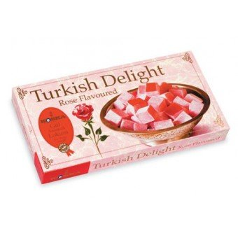 Turkish Delight Rose-flavored 500g(1.1lb)