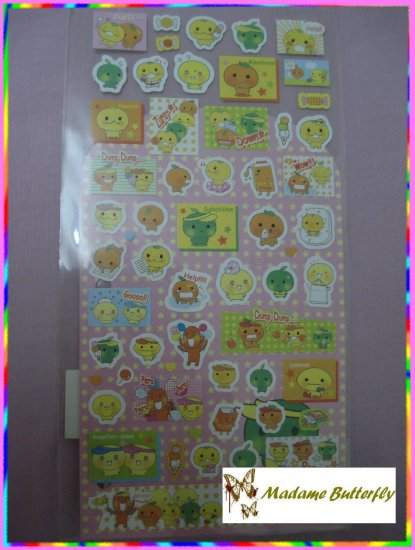 #cute japan stickers 17