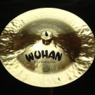 """14"""" Wuhan Drums & Percussion China Cymbal"""
