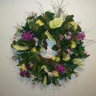 """24"""" Spring Wreath (Item #034)"""