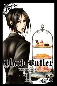 Black Butler (Kuroshitsugi) vol 2