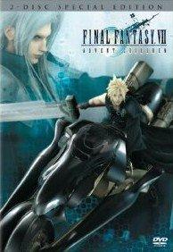 Final Fantasy 7: Advent Children 2-Disc DVD