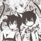 Katekyo Hitman Reborn doujinshi - 고양이를 사랑하는 모임 by Mokupi