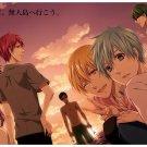 Kuroko no Basket doujinshi - そうだ、無人島へ行こう。【通常版】 - All characters