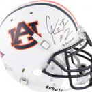 "Cam Newton Autographed Pro-Line Helmet\ Auburn Tigers, with ""10 Heisman Trophy"" Inscription"