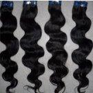 """free shipping 100% virgin brazilian hair body wave 24"""", 2pcs/pack"""