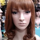 free shipping fashionable wigs synthetic hair