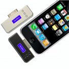 FM Transmitter for iPhone 3G & iPod(New)&Iphone 4  &ipad