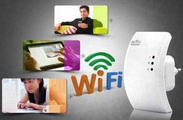 Wireless-N 300Mbps Repeater/AP