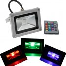Outdoor 10W LED RGB Colorful Spot Flood light