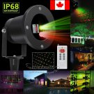 R&G Waterproof Outdoor Landscape Garden Projector Moving Laser Stage Light