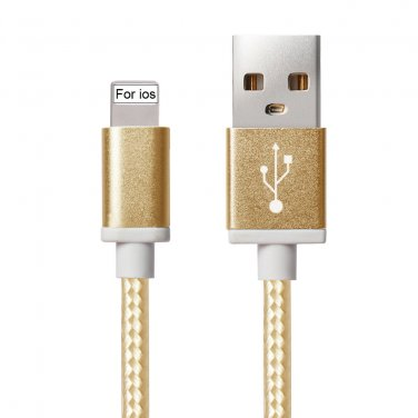 8 pin Super-B High Speed Braided USB Sync Charger Cables Cord IOS 9 CERTIFIED