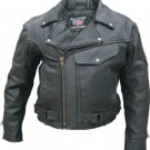 Allstate Leather : Motorcycle Jacket : Style # 2042