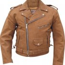 Allstate Leather : Motorcycle Jacket : Style # 2015