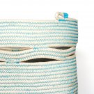 Cotton Cord BASKET, one of a kind