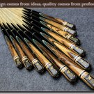 Handmade Canadian Professional Snooker Cue Set - DH01